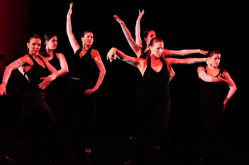 FlamenCorazonArte flamenco táncszínház