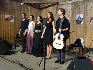 Alma Flamenca flamenco együttes
