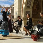 Flamenco a Hegyvidéki Sörfesztiválon – szept 3.