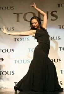 Barsy Laura flamenco táncos