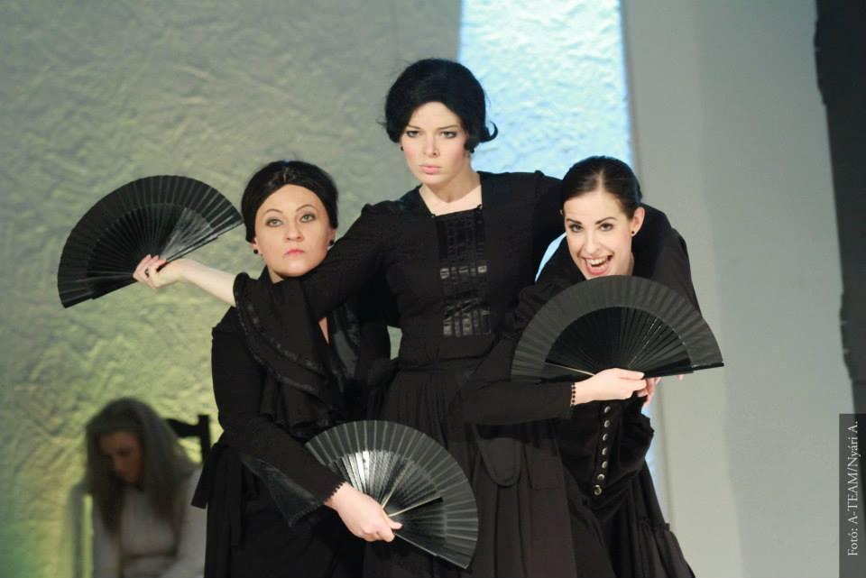 Bernarda Alba háza flamenco előadás