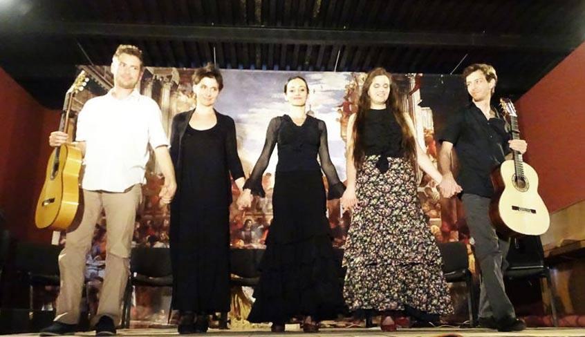 brisa del aire flamenco együttes
