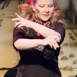 Bucsás Györgyi flamenco
