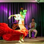 Flamenco tanfolyamok Inhof Katival 2018 Január