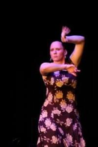 Kerekesi Éva flamenco