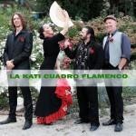 Flamenco előadás sorozat élő zenével és táncházzal – jan 14.
