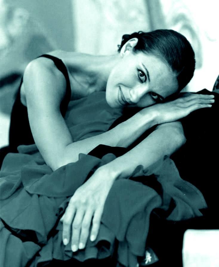Lippai Andrea flamenco táncos