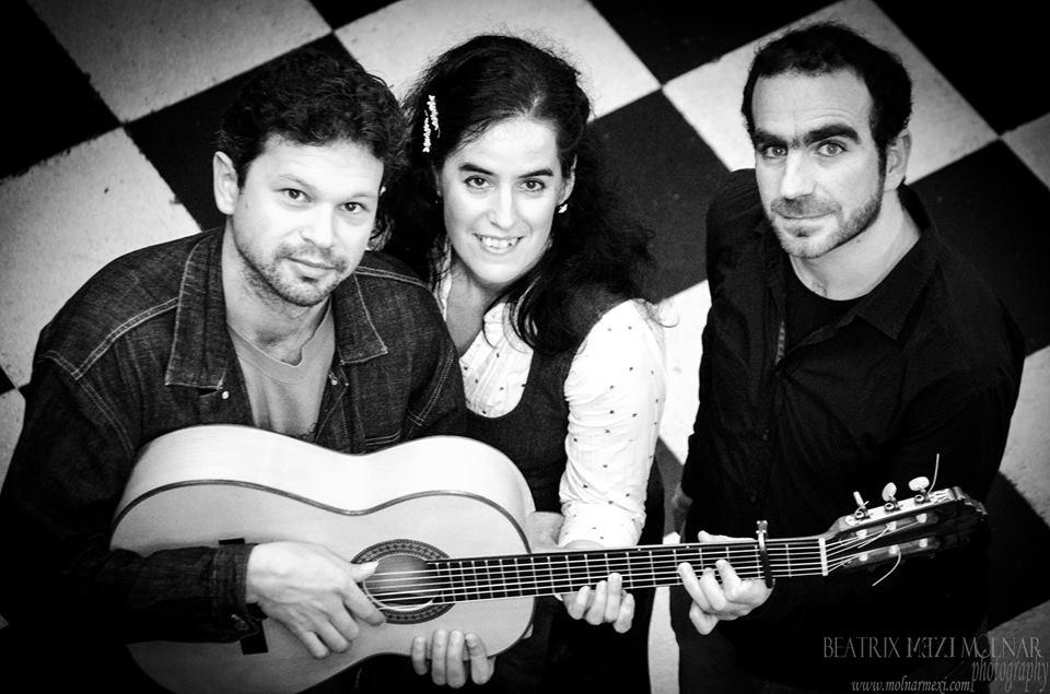 Sobre Fuego Flamenco Formáció