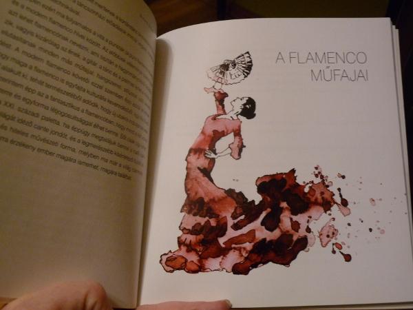 flamenco könyv - flamenco műfajok