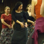 Flamenco kurzus Mercedes Ruizzal