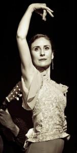 Michelle Cervonaro flamenco táncos
