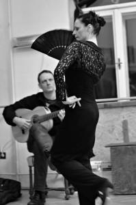Pécsi Corazón Flamenco együttes