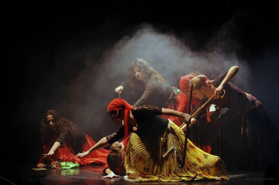 alhambra varázsa flamenco és orientális táncszínház