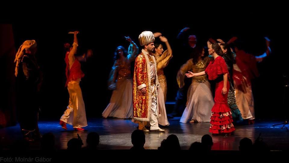 alhambra varázsa flamenco és orientális táncszínház1