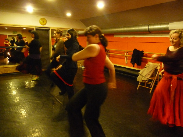 flamenco workshop4