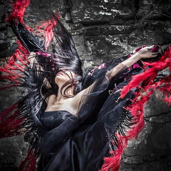 Virginia Delgado flamenco