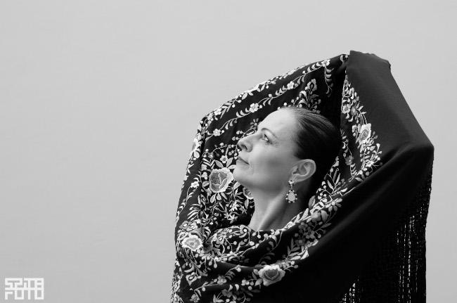 Berényi Ági flamenco
