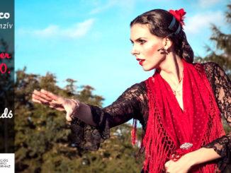 intenzív flamenco kurzus Pirók Zsófi