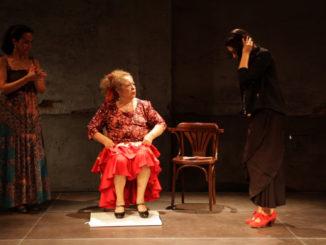 La Chana flamenco