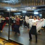Virginia Delgado flamenco kurzus