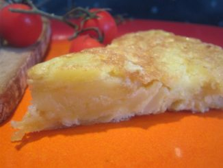 spanyol tortilla, spanyol omlett