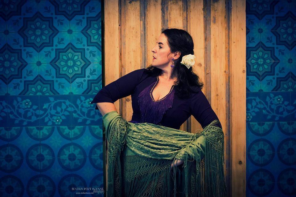 Bajnay Beáta flamenco