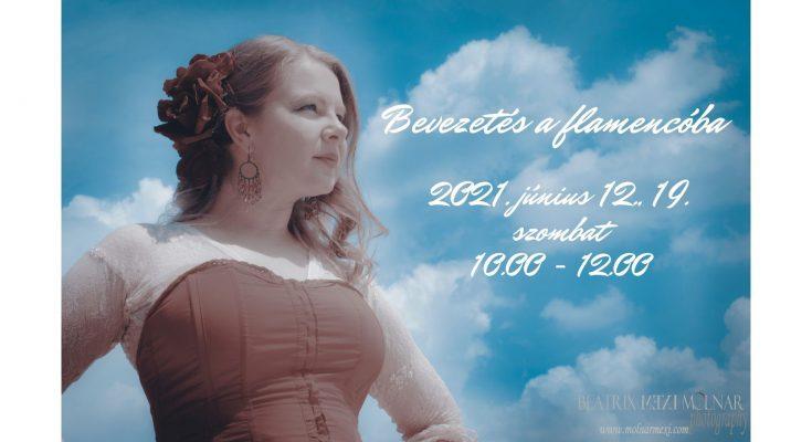 bevezetés a flamencoba Bucsás Györgyi