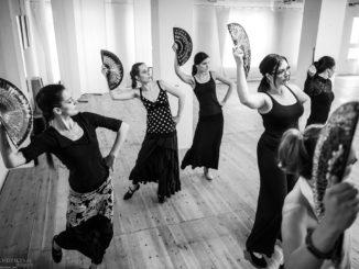 Böröcz Petra flamenco tanfolyam