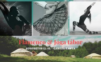 flamenco jóga tábor
