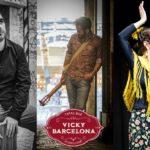 Flamenco keddenként a Vicky Barcelona Tapas Bárban