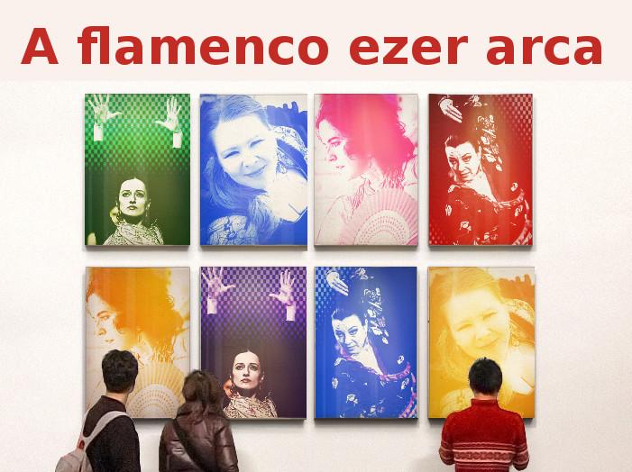 flamenco ezer arca