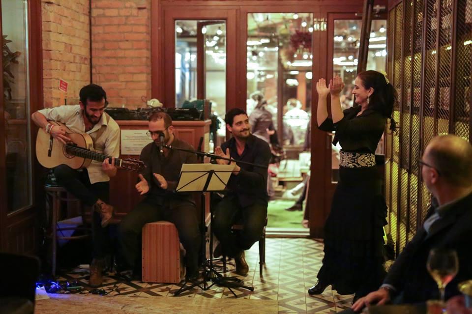 Flamenco Quartett de Vicky Barcelona