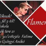 flamenco tánctanfolyam Győr