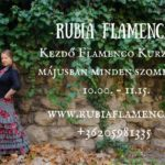 Kezdő flamenco kurzus 2018. májustól