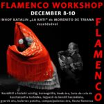Flamenco workshop – dec 8-10.