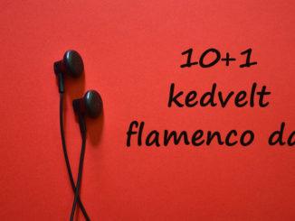 flamenco zene, flamenco dalok