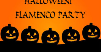 halloweeni flamenco party