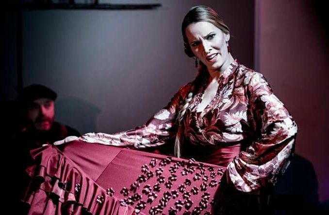 Házi Gabi flamenco