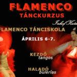 hétvégi flamenco kurzus