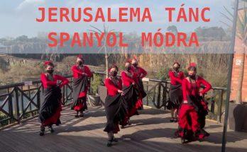 jerusalema tánc spanyol módra