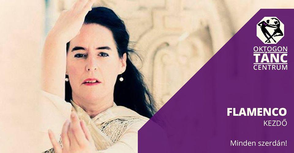 kezdő flamenco tanfolyam oktogon, 2020
