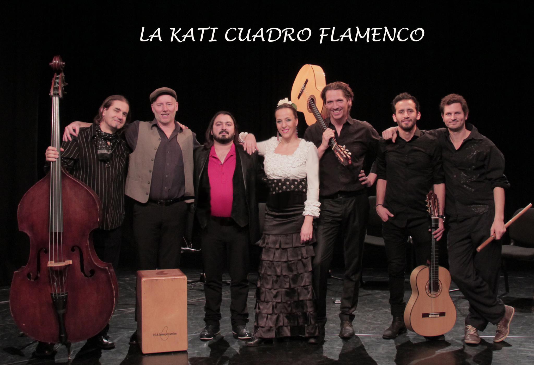 La Kati Cuadro Flamenco