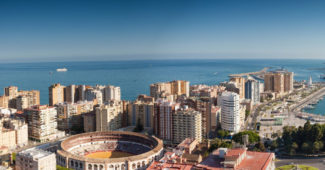 Malaga időjárás