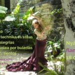 nyári flamenco órák Bucsás Györgyivel
