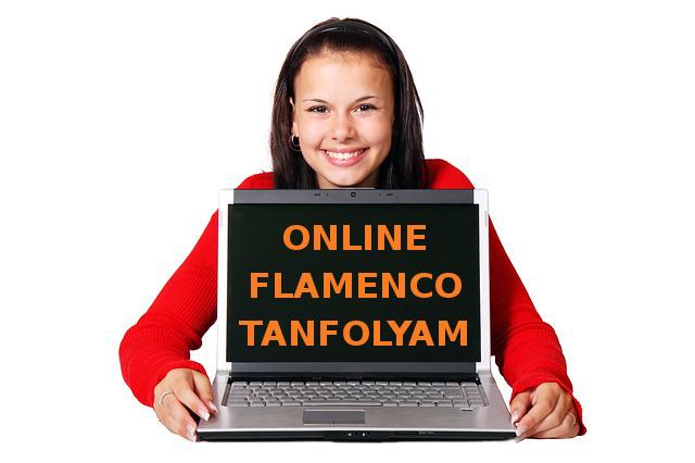 online flamenco tanfolyam
