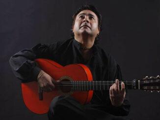 Oscar Guzman flamenco gitáros