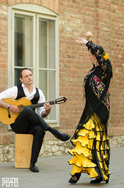 Pécsi Corazon Flamenco Együttes