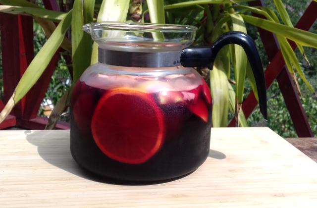 sangria recept