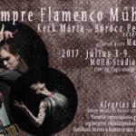 Siempre Flamenco műhely – júl 3.