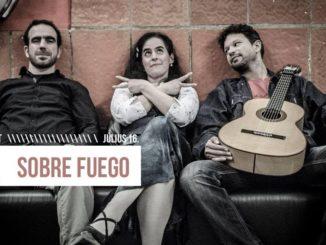 sobre fuego flamenco est
